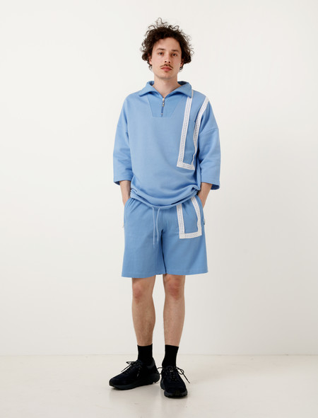 Cottweiler Hotel Lounge Shorts Blue