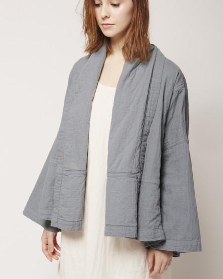 Atelier Delphine Kimono jacket in glacier blue