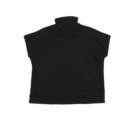 Olderbrother Short Mock - Black Indigo