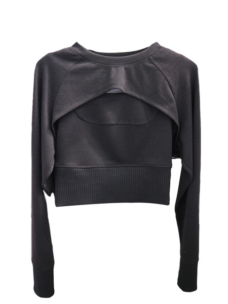 KYE - Two Layered Detail Crop Top