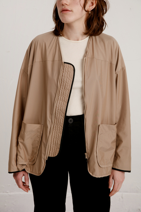 Reality Studio Izu Jacket - Camel