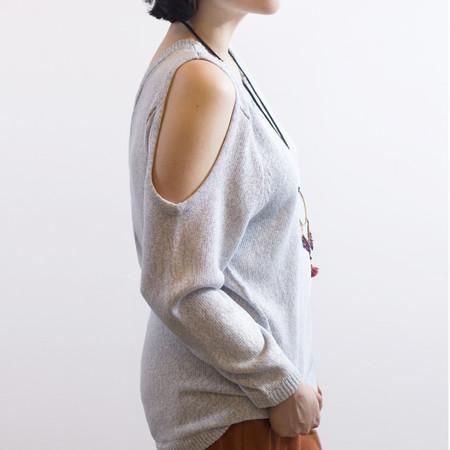 Melissa Nepton 'Avenger Sweater'