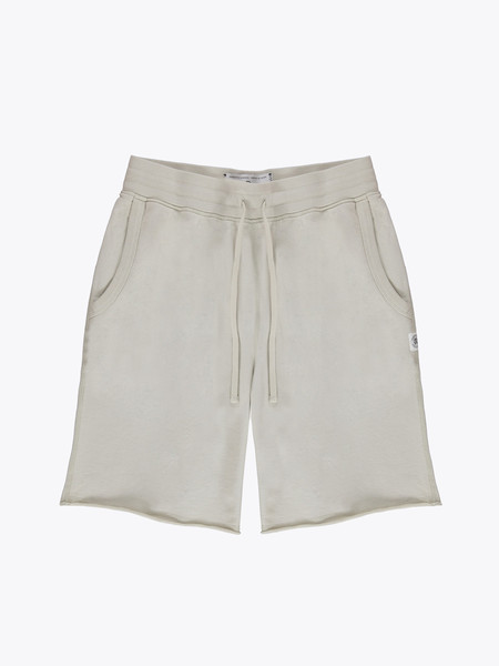 Reigning Champ Knit Lt Wt Terry Raw Edge Sweatshort