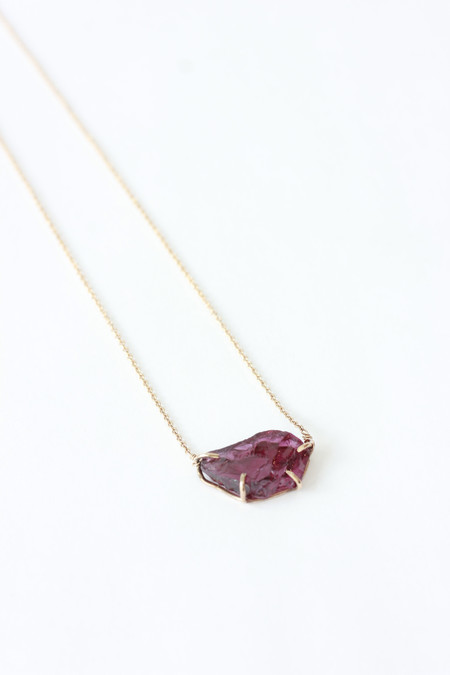 Alexis Russell Jewelry Raw Gemstone Necklace