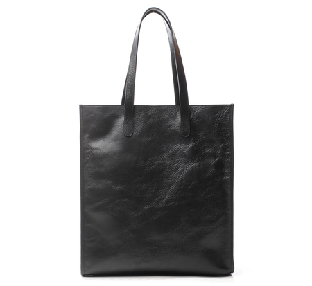 Black Simon Tote by Steve Mono