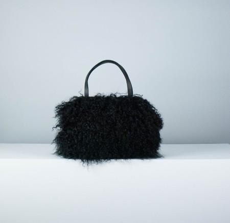 Eleven Thirty Katie Large Shoulder Bag: Mongolian Black