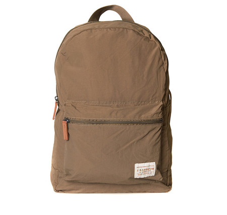 Barbour Backpack Khaki