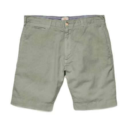 Faherty Brand Beach Short Summer Olive