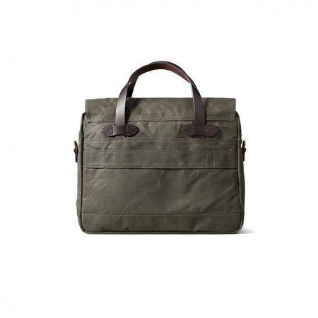 Filson 24-Hour Tin Briefcase - Otter Green