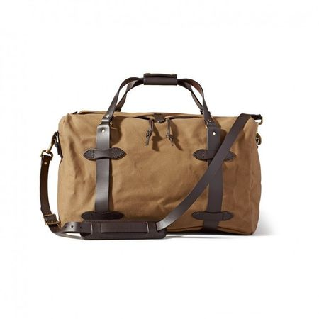 Filson Medium Duffle Bag Dark Tan