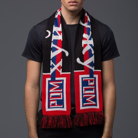 PALMIERS DU MAL Hooligan Scarf - Dick's Out