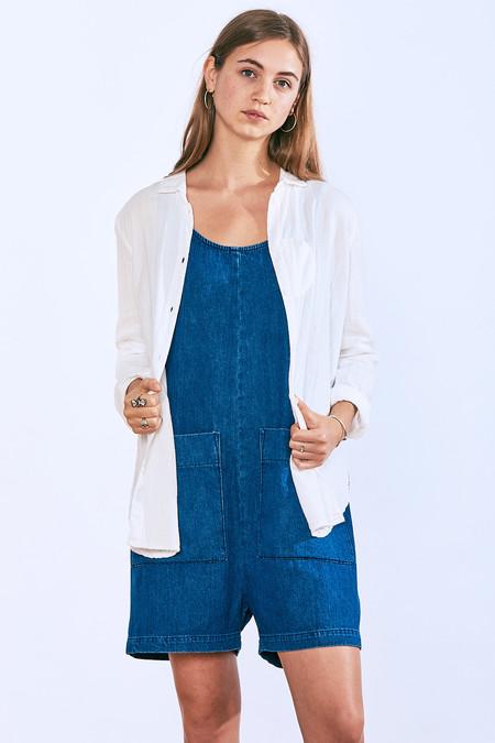 wrk-shp Atelier Shirt White