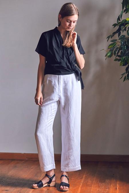 Wray Island Pant Linen