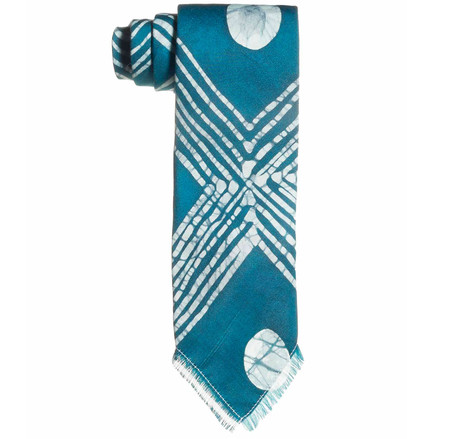 Post-Imperial Family House Pattern Tie
