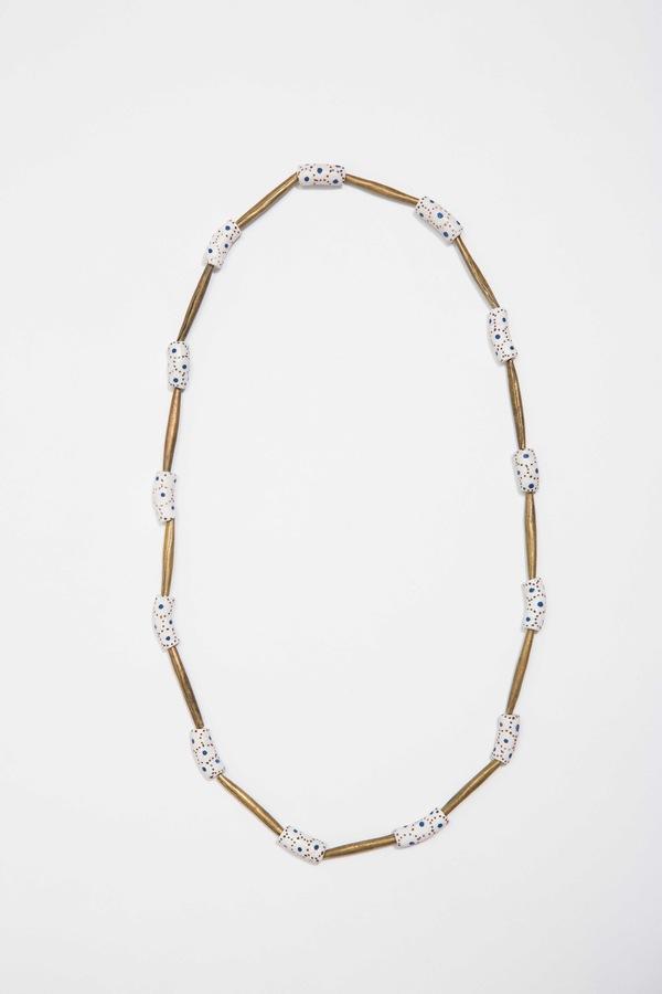 Osei-Duro Akoben Beads Necklace