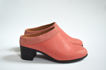 HOPP Collared Mule - Spring Colors