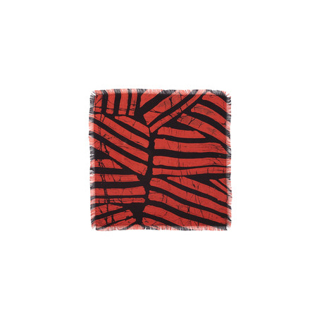 Post-Imperial Abstract Stripe Bandana
