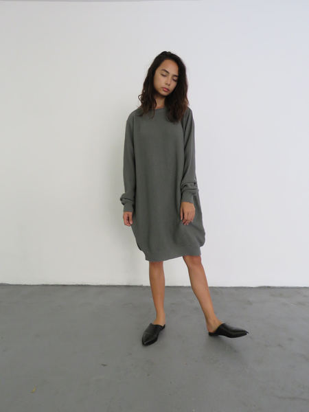KOWTOW SEE YOU THERE DRESS - SAGE
