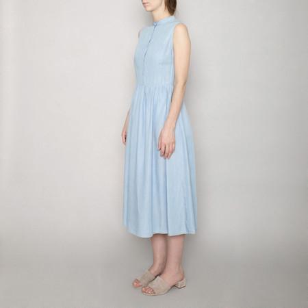 7115 by Szeki Indigo Princess Dress - SS17