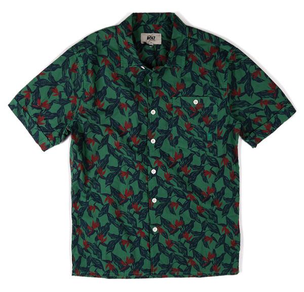 Lighting Bolt Bird in Paradise Shirt