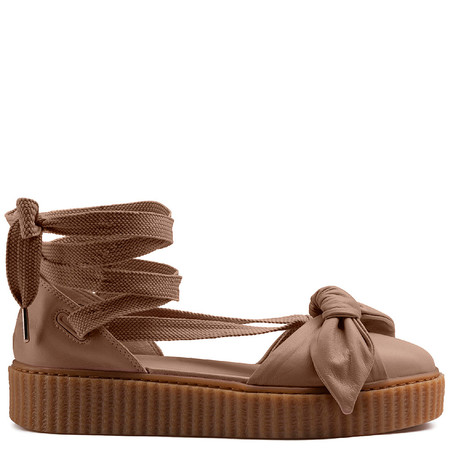 PUMA FENTY BY RIHANNA CREEPER BANDANA SANDAL / NATURAL