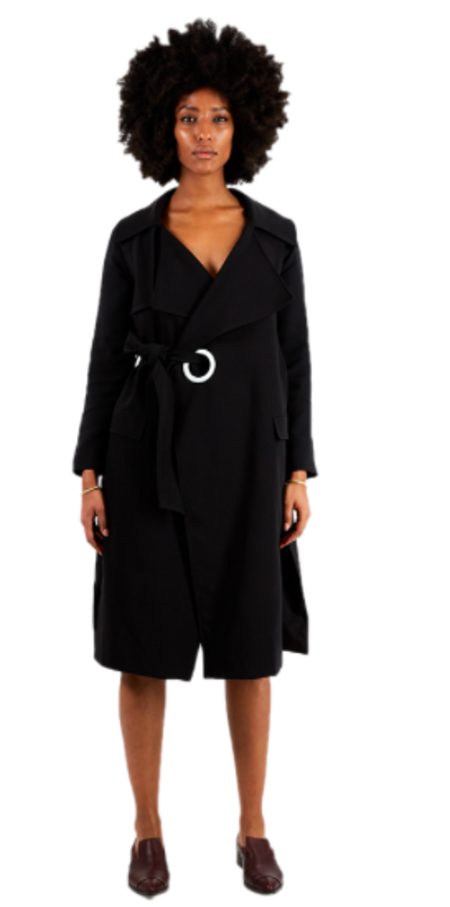 WILLIAM OKPO PAM'S TRENCH DRESS