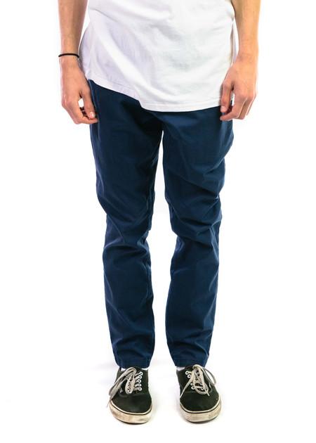 CARHARTT WIP Sid Pant 6 oz - Blue Rinsed
