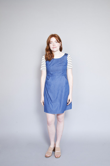 Meemoza – Vanessa Dress Blue