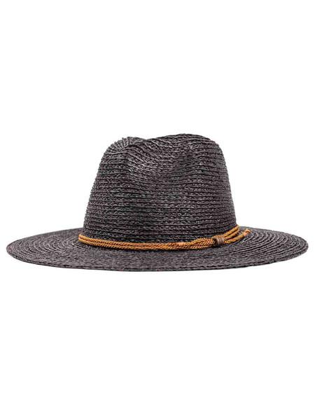 Unisex Brixton Sandoz Hat Black