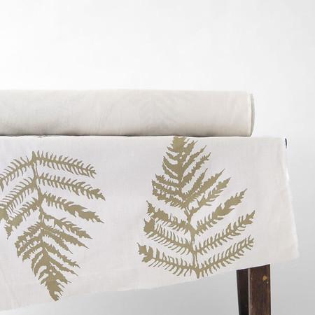 Erica Tanov fern linen