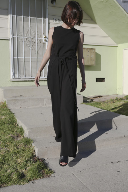 Shaina Mote Nara Jumpsuit in Ink