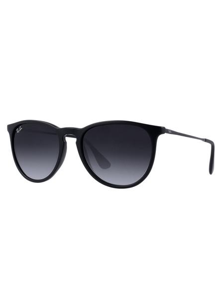 Ray-Ban Erika Sunglasses Rubber Black