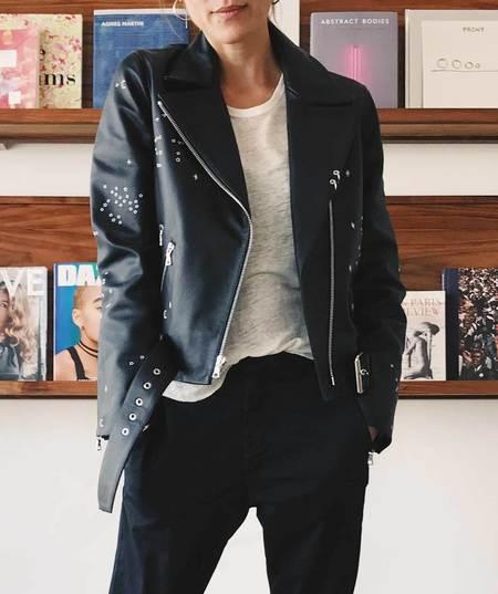Sandy Liang Astro Delancey Jacket