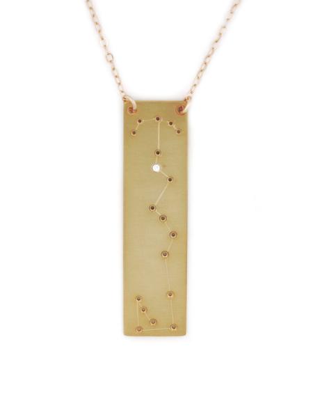 Thatch Scorpio Necklace