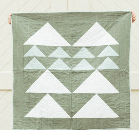 Vacilando Quilting Mountain Quilt