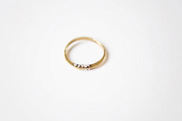 Kiersten Crowley Petite Bit Ring
