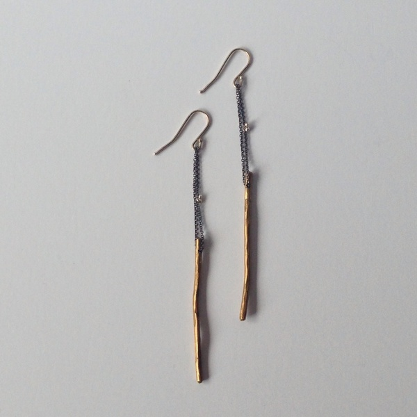 Kiersten Crowley Thorn Earrings