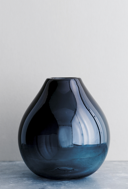 Samuji Drop Glass Vase