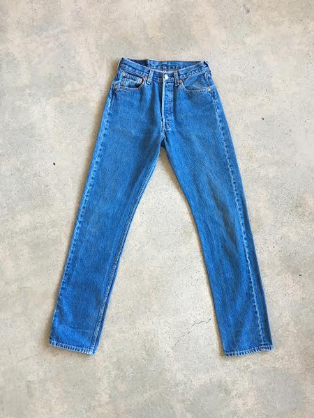 Levis Made & Crafted Medium Vintage Levi's 501