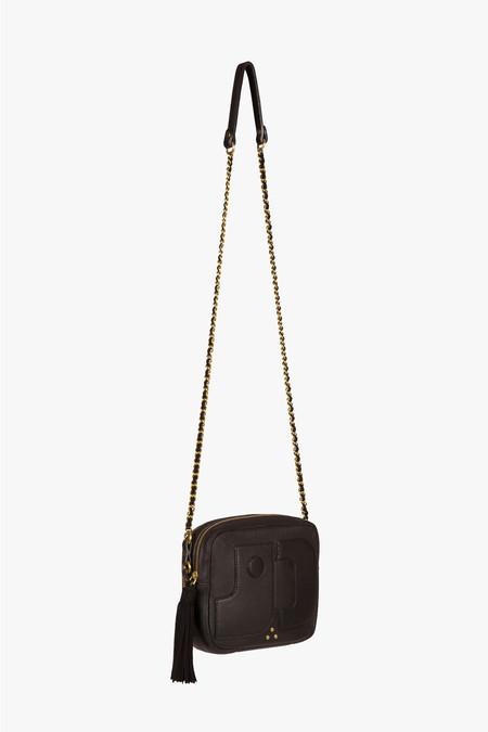 Jerome Dreyfuss Pascal shoulder bag in noir