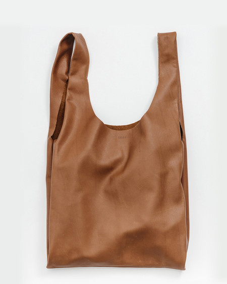 Baggu Leather Saddle