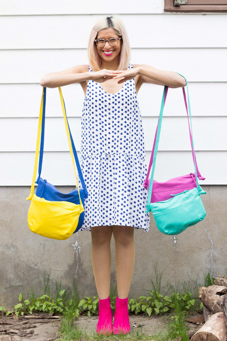 Erin Templeton TGIF Bag Bright