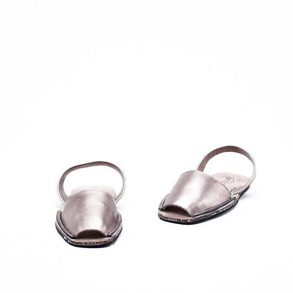 Riudavets Avarca Sandals - Bronze