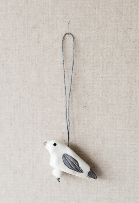 Samuji Hanging Bird Sculpture