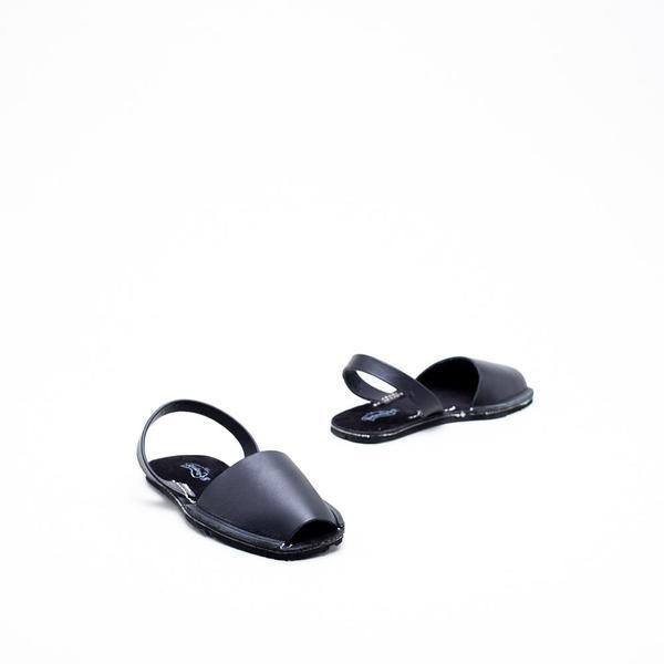 Riudavets Avarca Sandals - Black