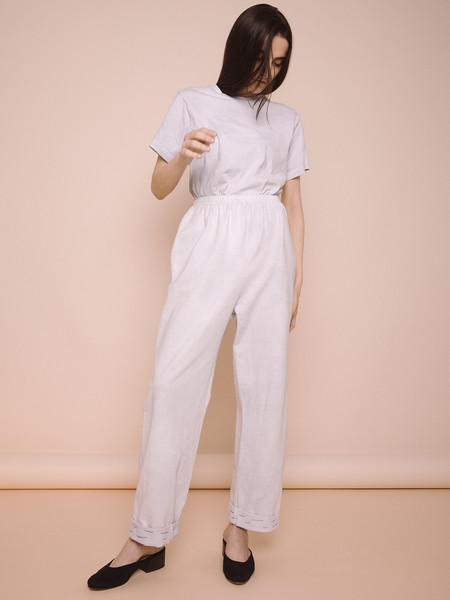 Audrey Louise Reynolds T-Shirt - Grey