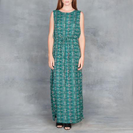 Ace & Jig Emerald Slipper Dress