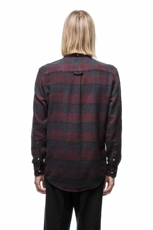 Men's Our Legacy 1940's Shirt Overdyed Check