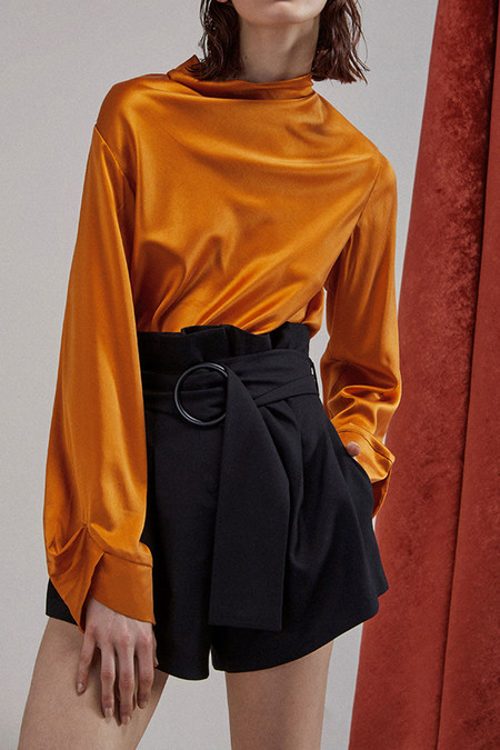 acler Surrey Shorts - Black