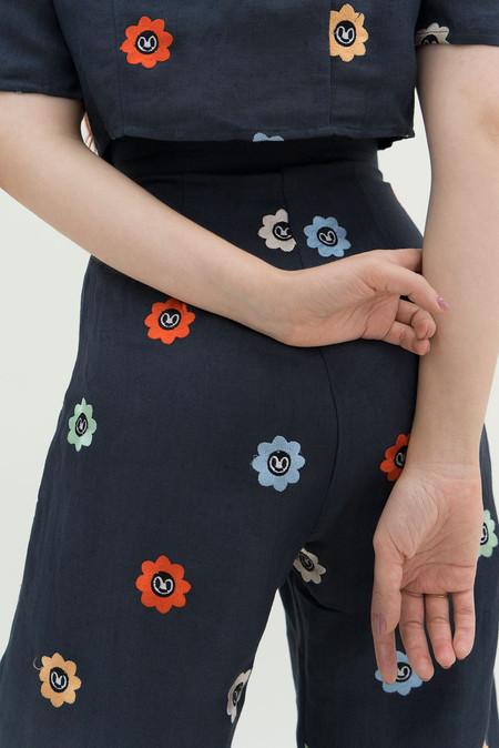 hannah kristina metz Eleanor Lavish Set (Embroidered)